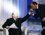 Berlusconi e Vespa